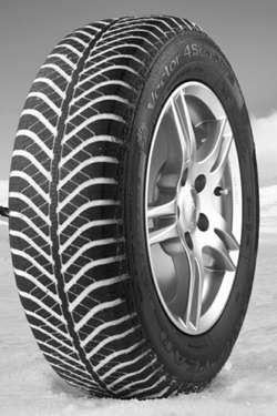 Celoroční pneumatika Goodyear VECTOR 4SEASONS 215/55R16 97V XL FP