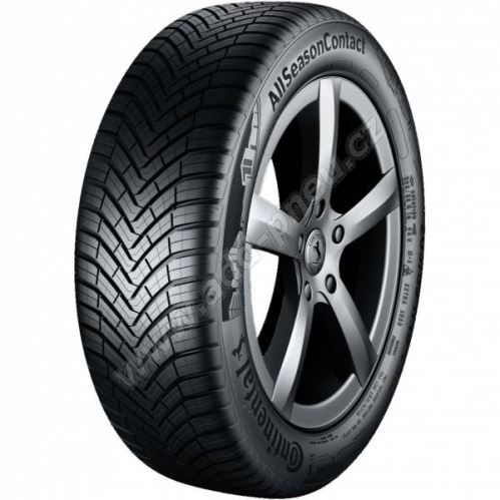 Celoroční pneumatika Continental AllSeasonContact 165/70R14 85T XL