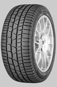 Zimní pneumatika Continental ContiWinterContact TS 830 P 225/45R17 91H FR (MO)