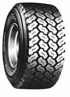 Letní pneumatika Bridgestone M844 445/65R22.5 169K
