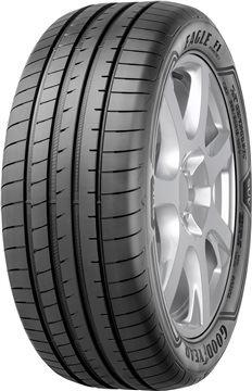 Letní pneumatika Goodyear EAGLE F1 ASYMMETRIC 3 SUV 235/60R18 103W (AR)