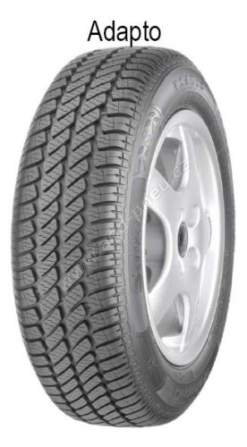 Celoroční pneumatika Sava ADAPTO 165/65R14 79T
