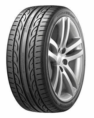 Letní pneumatika Hankook K120 V12 Evo 2 235/40R18 95Y XL MFS