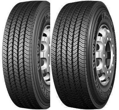 Zimní pneumatika Continental HSW2 315/80R22.5 150L