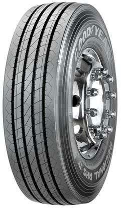 Letní pneumatika Goodyear REGIONAL RHS II 11/R22.5 148L