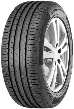 Letní pneumatika Continental ContiPremiumContact 5 215/55R16 93W