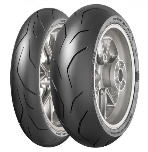 Letní pneumatika Dunlop SPORTSMART TT F 120/70R17 58W