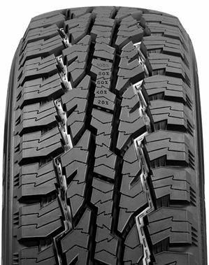 Letní pneumatika Nokian Rotiiva AT 31x10.5/R15 109S