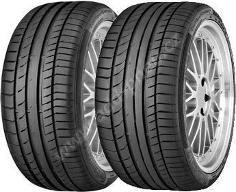 Letní pneumatika Continental ContiSportContact 5P 275/35R19 100Y XL FR (*)