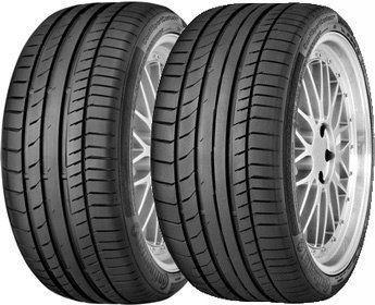 Letní pneumatika Continental ContiSportContact 5P 275/35R20 102Y XL FR (MO)