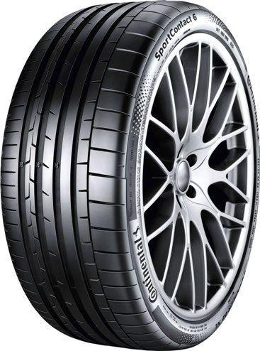 Letní pneumatika Continental SportContact 6 245/45R19 102Y XL FR