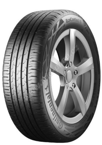 Letní pneumatika Continental EcoContact 6 235/45R18 94W