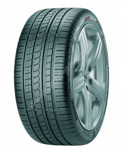 Letní pneumatika Pirelli PZERO ROSSO ASIMMETRICO 255/55R18 109Y XL FR (N0)