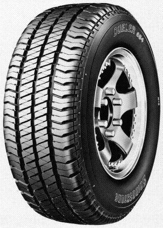 Letní pneumatika Bridgestone DUELER H/T 684 275/60R18 113H