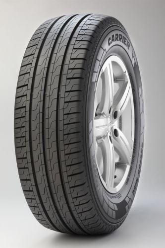 Letní pneumatika Pirelli CARRIER 195/75R16 110/108R C