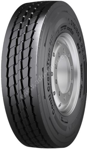 Celoroční pneumatika Continental Conti CrossTrac HS3 385/65R22.5 160K