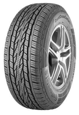 Letní pneumatika Continental ContiCrossContact LX 2 235/55R18 100V FR