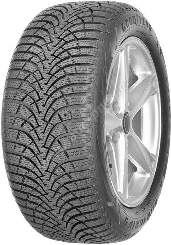 Zimní pneumatika Goodyear ULTRA GRIP 9+ 195/55R16 87T