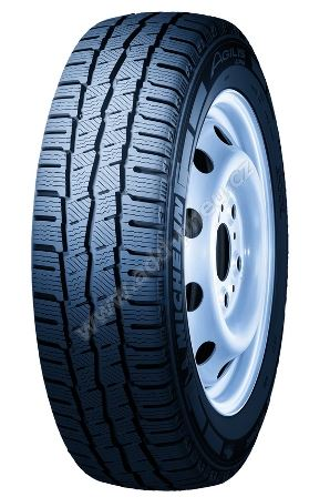 Zimní pneumatika MICHELIN 215/65R16C 109/107R AGILIS ALPIN  M+S