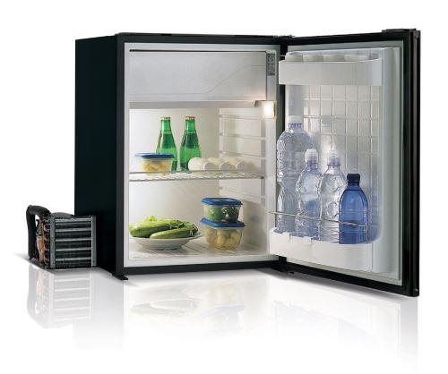 Vestavná kompresorová chladnička Vitrifrigo C75LA 12/24/230V 75L s eutektickou deskou