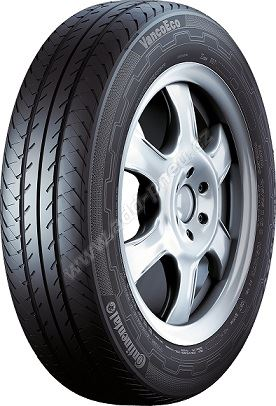 Letní pneumatika Continental VanContact Eco 215/70R15 109/107S C