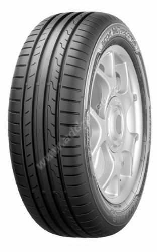 Letní pneumatika Dunlop SP BLURESPONSE 215/55R16 97W XL
