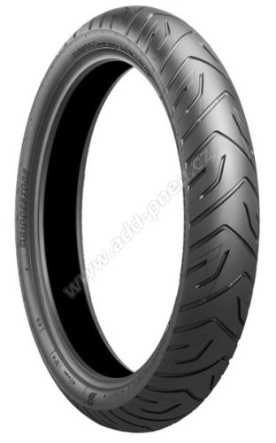Letní pneumatika Bridgestone BATTLAX A41 F 100/90R19 57V