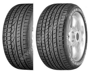 Letní pneumatika Continental CrossContact UHP 275/45R20 110W XL FR