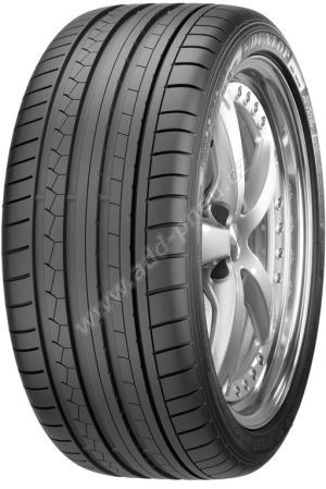Letní pneumatika Dunlop SP SPORT MAXX GT 315/25R23 102Y XL MFS