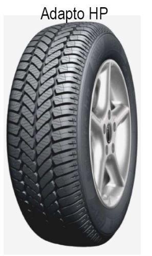Celoroční pneumatika Sava ADAPTO HP MS 185/65R14 86H