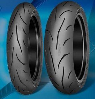 Letní pneumatika Mitas SPORTFORCE + 120/60R17 55W