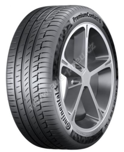 Letní pneumatika Continental PremiumContact 6 255/50R20 109Y XL FR