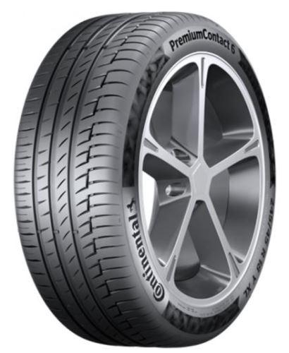 Letní pneumatika Continental PremiumContact 6 265/50R19 110Y XL FR