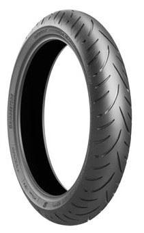 Letní pneumatika Bridgestone BATTLAX T31 F 110/70R17 54W