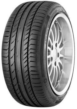 Letní pneumatika Continental ContiSportContact 5 225/50R18 99W XL FR (*)