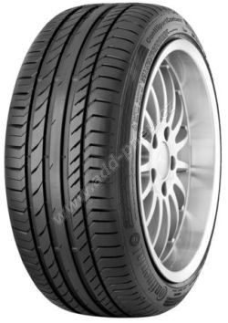Letní pneumatika Continental ContiSportContact 5 245/40R20 95W FR