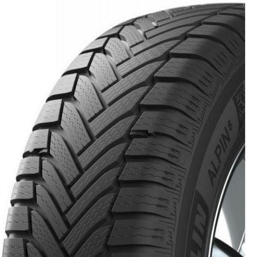 Zimní pneumatika MICHELIN 205/55R16 91H ALPIN 6  M+S